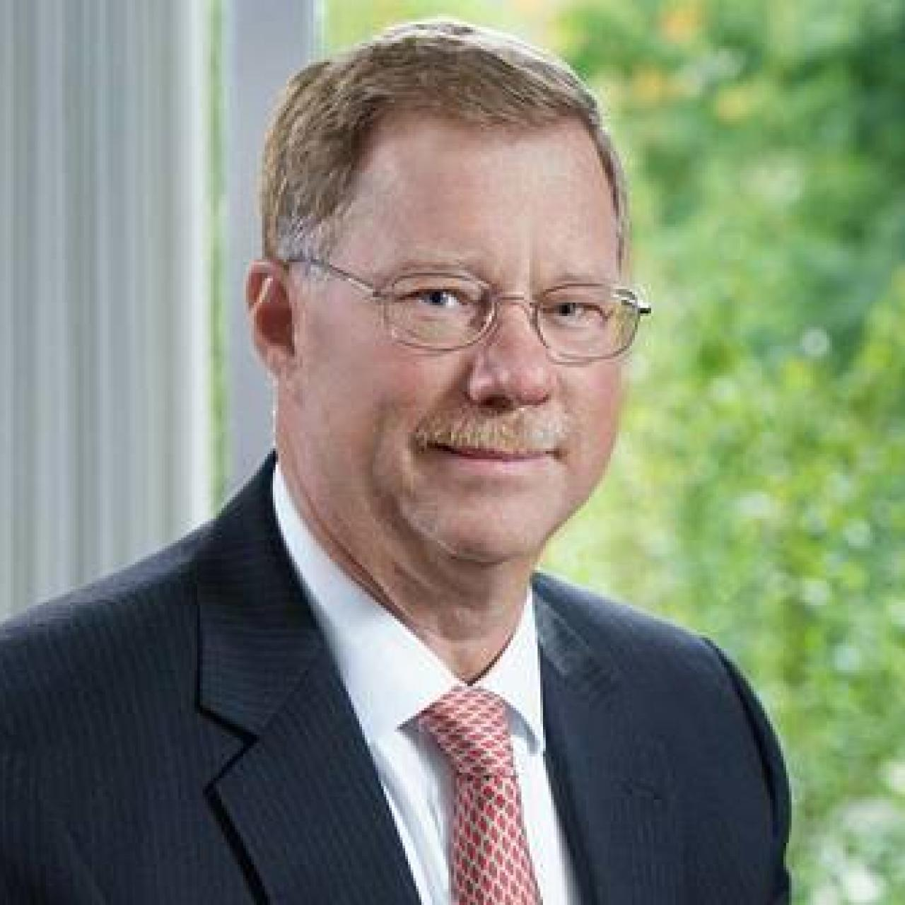 Image of Mark E. Larmore, Vice President for Health Sciences, The Ohio State University