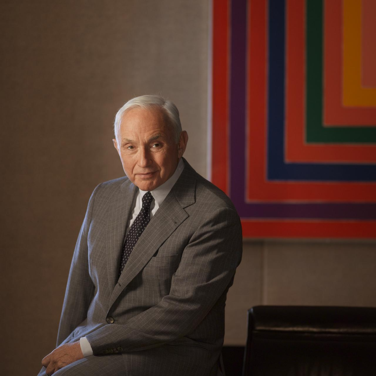 Image of Les Wexner, Chairman and CEO of L Brands, Inc.